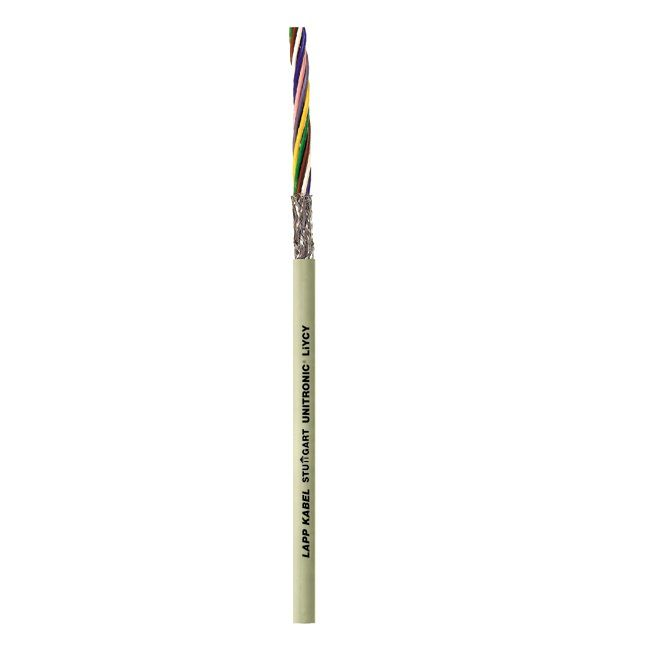 shielded signal cable 4 x 025 mm liycyo 4x025