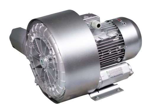 side channel blower 15 kw 260 mbar double stage