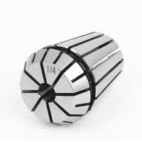 Single ER 20 1/4 inch Collet, GRADE AA