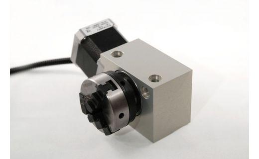 stepcraft 4th axis main rotary unit