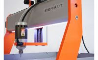 STEPCRAFT LED Illumination D600
