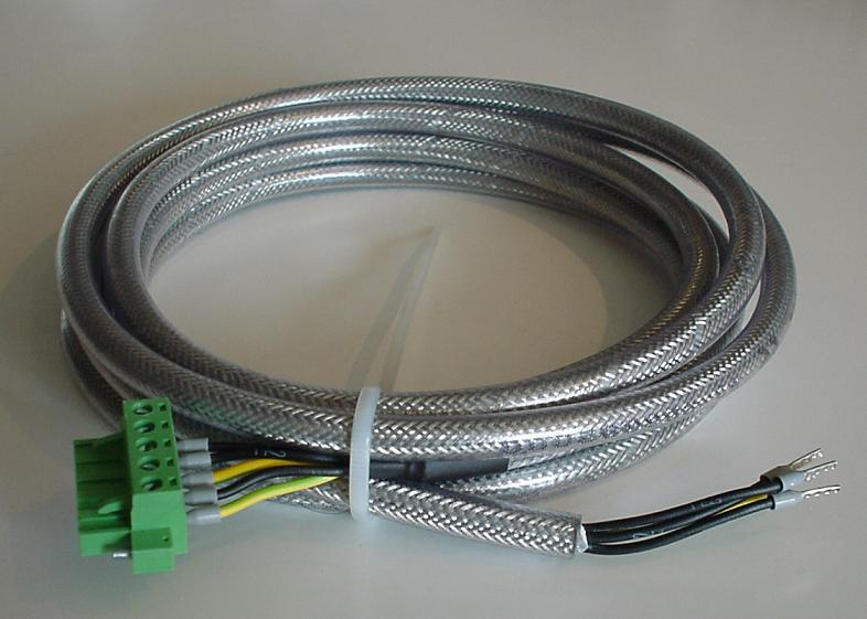 stepper cable assembly 15 meter