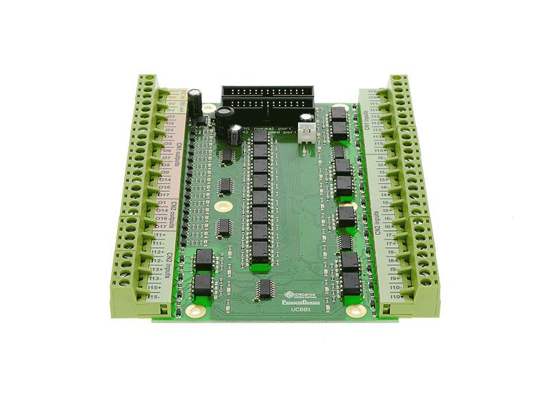 ucbb dual port breakout board without cables