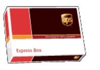 ups express box